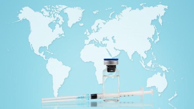 Anlässlich der heutigen Aktionärsversammlung von Biontech fordert Ärzte ohne Grenzen, dass Biontech sofort Formel und Technologie seines Corona-Impfstoffs für geeignete Produzenten in ärmeren Ländern zur Verfügung stellt. (Foto:visivasnc / AdöbeStock)
