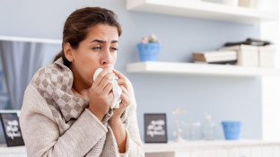 Erkältungssymptom Husten – Trocken oder verschleimt?