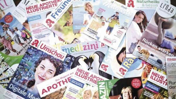 Wie viel geben Apotheker für Kundenzeitschriften aus?