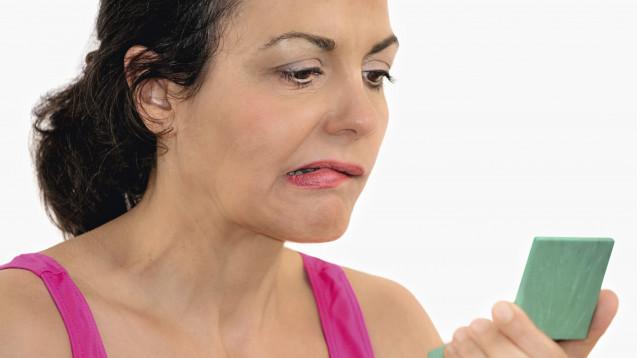 Es kribbelt, obwohl noch nichts zu sehen ist. So beginnt der Lippenherpes. (Foto: ArTo / stock.Adobe.com)