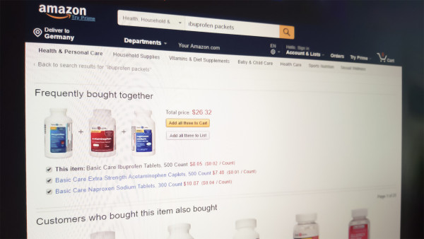 Warum Amazon im US-Apothekenmarkt scheitern könnte