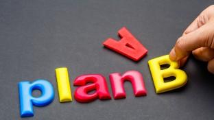 Zeit für den Plan B