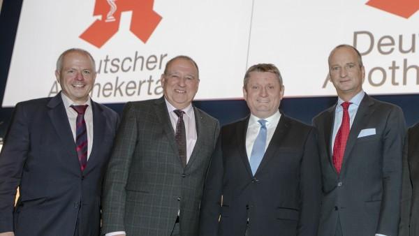 ABDA-Spitze bei Minister Gröhe