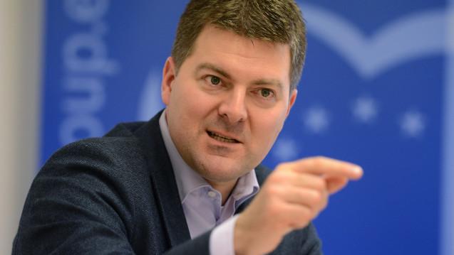 """Der EU-Abgeordnete Andreas Schwab (CDU) spricht sich gegen pauschale Forderungen aus, Europa solle sich """"raushalten"""". (Foto: Abgeordnetenbüro)"""