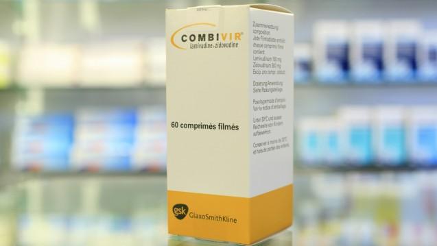Combivir geht in deutschen Apotheken nicht mehr so häufig über den HV-Tisch, denn Zidovudin gilt nur noch als Reserve. (Foto: picture alliance / Godong)