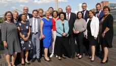 Die Gesundheitsministerkonferenz (hier mit Bundesgesundheitsminister Jens Spahn) hat am heutigen Donnerstag einen Vorschlag zur Vermeidung von Mehrfach-Rabattverträgen stark abgeschwächt. (Foto: MAGS NRW)