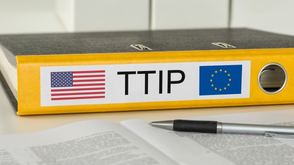 Extrarunde für TTIP-Resolution