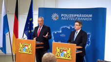Der bayerische Innenminister  Joachim Herrmann und Justizminister Winfried Bausback  wollen den Kampf gegen Betrug im Gesundheitswesen verstärken. (Foto: Bayerisches Staatsministerium des Innern)