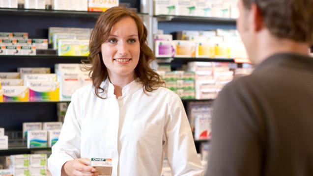 Online-Umfrage von Stiftung Warentest: Wie zufrieden sind Patienten mit der Arzneimittelberatung der Apotheke? (Foto: Schelbert)