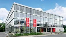 Johnson & Johnson, hier der Sitz in Neuss, hat 152 Millionen Euro an die Stadt Neuss überwiesen. (Foto:picture alliance / obs / Johnson & Johnson GmbH)