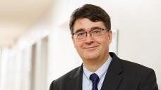 Der neue Wissenschaftliche Vorstand des Deutschen Krebsforschungszentrums in Heidelberg, Michael Baumann. (Philip Benjamin / NCT Dresden)