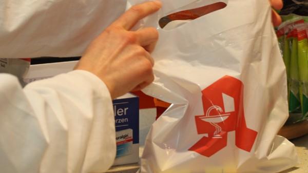 DAV wirbt für freiwillige Tüten-Gebühr