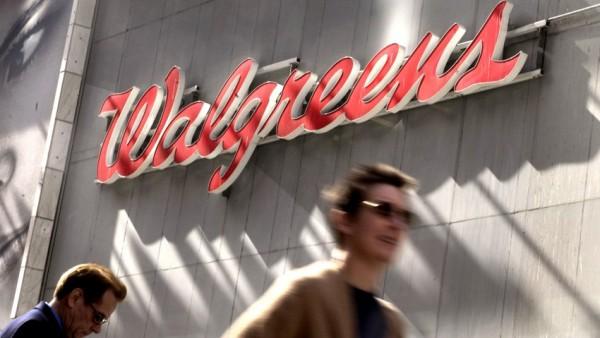 Valeant hat Probleme mit Walgreens-Apotheken