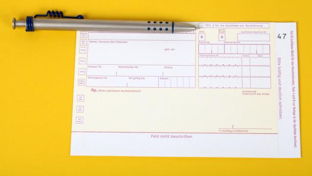 Mehrfach-Abrechnung möglich. Apotheker können die BtM-Dokumentationsgebühr in einigen Fällen mehrfach abrechnen. (Foto: Klaus Eppele)