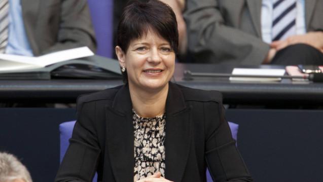 Die FDP-Politikerin Christine Aschenberg-Dugnus sprach sich am heutigen Freitag vehement gegen das Rx-Versandverbot aus. (Foto: Imago)