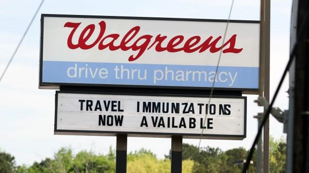 In den USA laufen derzeit mehrere Klagen gegen Apothekenketten wie etwa Walgreens. Unter anderem wird den Konzernen vorgeworfen, dass sie die Nachfrage nach Opioiden bewusst geschürt hätten. (x / Foto: imago images / ZUMA)