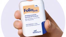 Mehr als eine Million Packungen werden jährlich verkauft: Den stärksten Abverkauf erzielt SteriPharm mit den Produkten Folio und Folio forte (Foto: SteriPharm / nik)
