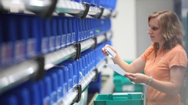 Versandapotheken verschicken immer weniger RX-Arzneien. (Foto: BVDVA)