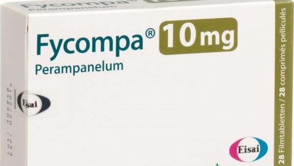 Kostenfreies Import-Programm für Fycompa läuft aus