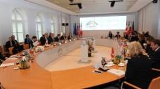 Die G7-Gesundheitsminister trafen sich in Berlin. (Foto: BMG/Schinkel)