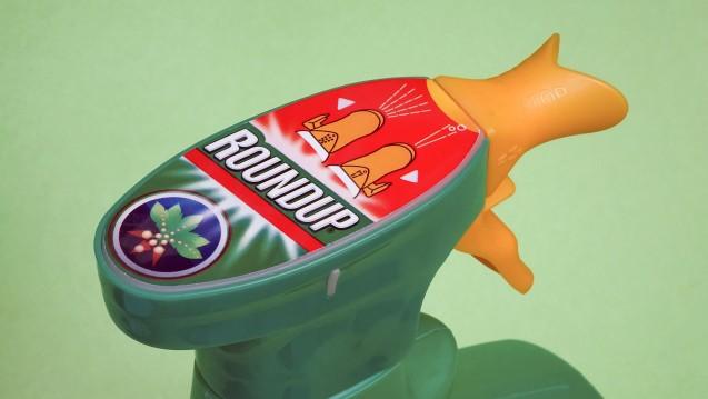 Der Pharmakonzern Bayer muss sich wegen Glyphosat weiter vor US-Gerichten verantworten, jetzt wird eine milliardenschwere Schadenersatzzahlung fällig. (Foto: imago images / Steinach)