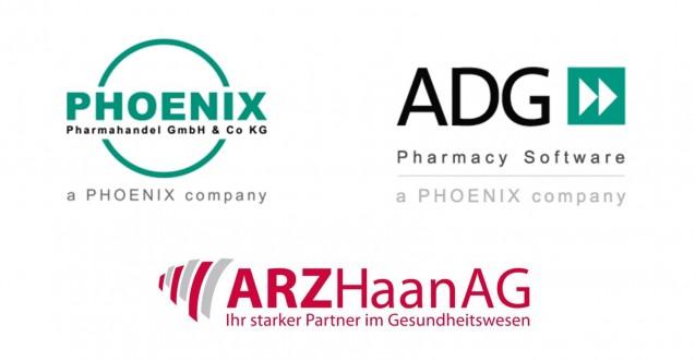 Phoenix, ADG und das Apotheken-Rechenzentrum ARZ Haan haben sich im Rahmen einer Kooperation strategisch zusammengeschlossen, mit dem Ziel, die Vor-Ort-Apotheken in Deutschland zu stärken.