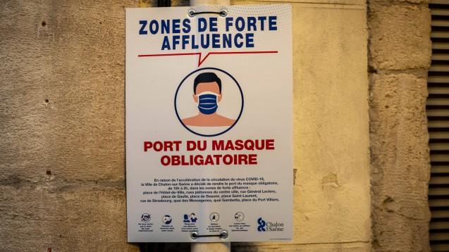 Corona: Frankreich hat den nationalen Gesundheitsnotstand ausgerufen und bereits harte Maßnahmen ergriffen. Wie sieht es in anderen uns umgebenden Nachbarländern aus? (c / Foto: imago images / Hans Lucas)