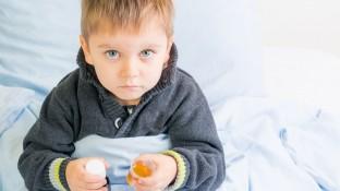 Ein junger Patient mit bronchialem Infekt