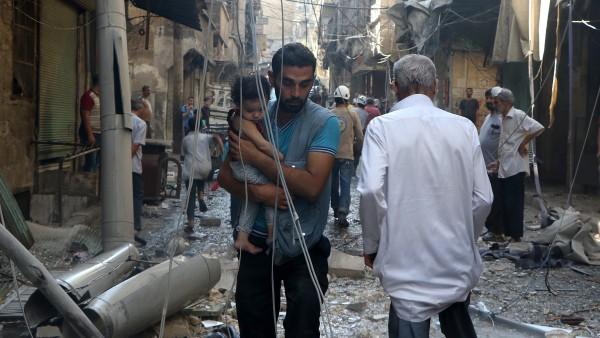 Dramatische Gesundheitslage in Syrien