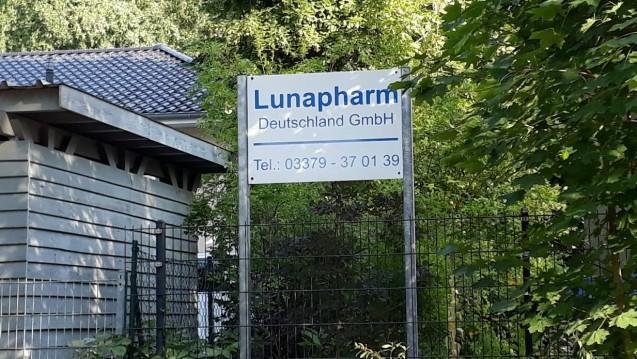 Seit einem guten Jahr steht Lunapharm im Fokus von Behörden und Medien. (Foto: Sket)