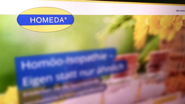 Nach über 20 Jahren beendet Homeda die Herstellung und den Vertrieb von Homöopathika. (Abb.: homeda.de)