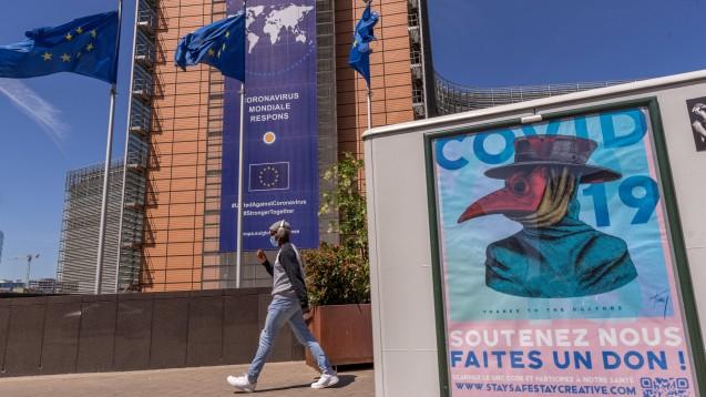 Die Coronakrise offenbart die Schwachstellen der Gesundheitssysteme in Europa. (Foto: picture alliance / NurPhoto | Jonathan Raa)