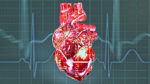 Die Grippewelle ist dieses Jahr besonders schlimm – auch fürs Herz? (Foto: imago)