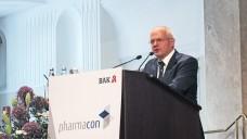 BAK-Präsident Kiefer kritisierte die unzureichende Beteiligung der Apotheker. (Foto: du / DAZ)