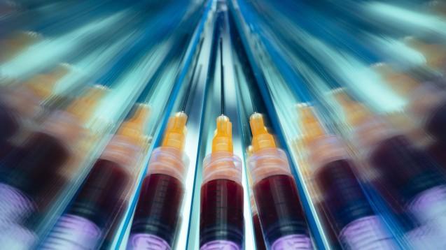 Die Corona-Impfstoffforschung läuft auf Hochtouren, nun startet Novavax eine weitere Studie bei ihrem Kandidaten NVX-CoV2373. ( r / Foto: imago images / Future Image)