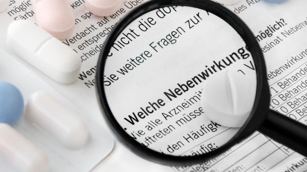Patienten sollen mehr Nebenwirkungen melden