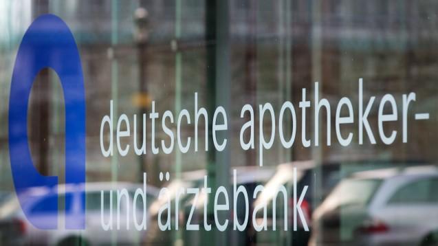 Die Apobank hofft, bald wieder auf Vor-Umzugs-Niveau agieren zu können. (x / Foto: picture alliance / dpa   Martin Gerten)