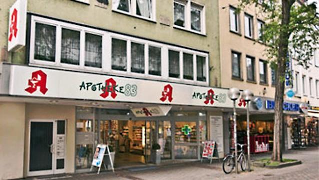 Bald hat Osnabrück eine Apotheke weniger. (Foto: Apotheke 83/Lars Crusius)