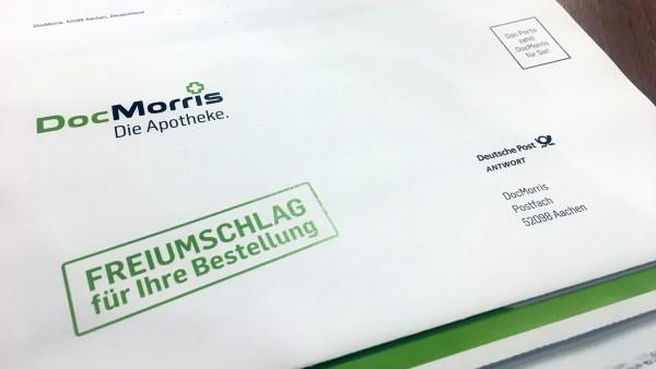 DocMorris droht Ordnungsgeld wegen deutscher Absenderadresse