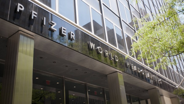 Der US-Pharmakonzern Pfizer kündigte neue Preiserhöhungen an und geht damit auf Konfrontation zu US-Präsident Donald Trump. (Foto: Imago)