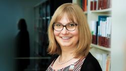 """""""Mein Ziel ist es, Gutes für den Berufsstand zu bewirken"""", sagt Dr. Kerstin Kemmritz, Präsidentin der Apothekerkammer Berlin. (Foto: Apothekerkammer Berlin)"""