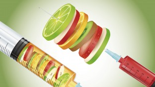 Was kann die parenterale Ernährung?