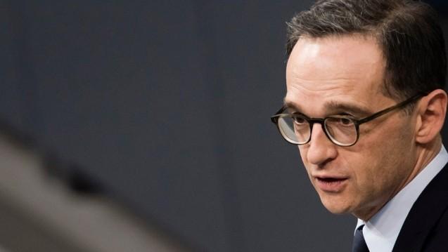 Heiko Maas: Sein Gesetzentwurf sieht Geld - und Haftstrafen für bestechliche Ärzte und Apotheker vor. (Foto: dpa)