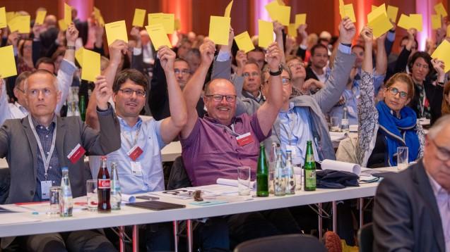 ABDA-Präsident Friedemann Schmidt hat klargestellt, dass es in diesem Jahr auch keine virtuelle Form des Deutschen Apothekertags geben wird. (s / Foto: Schelbert)