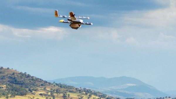 Australien: Google-Tochter Wing startet Drohnenlieferdienst – auch mit einer Apotheke