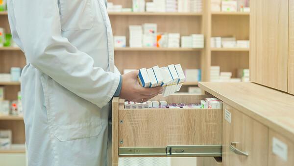 Vorsicht Lagerwertverluste bei Imatinib und drei anderen Wirkstoffen