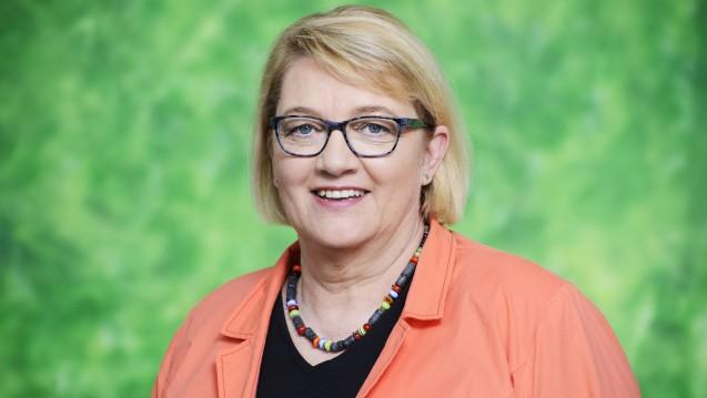 Kordula Schulz-Asche (Grüne) hat Bundesgesndheitsminister Jens Spahn (CDU) für seine Rede beim Deutschen Apothekertag heftig kritisiert. (Foto: Grüne)