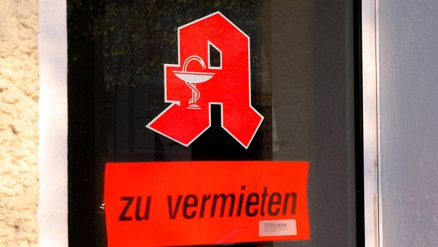 Der DAV meldet weiter sinkende Apothekenzahlen. ( r / Foto: imago)