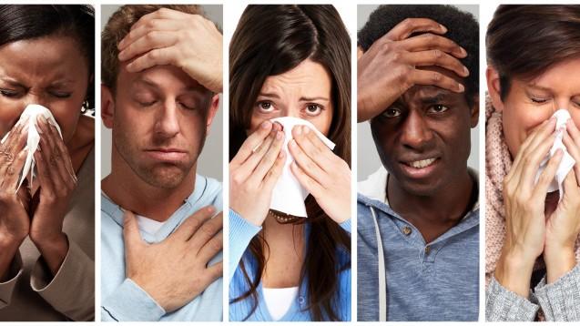 Während manche Infektionserkrankungen laut RKI in Deutschland während COVID-19 zurückgegangen sind, fürchtet die WHO unter anderem in Afrika Verschlimmerungen bei Malaria, HIV und auch Masern. (Foto:Kurhan / stock.adobe.com)