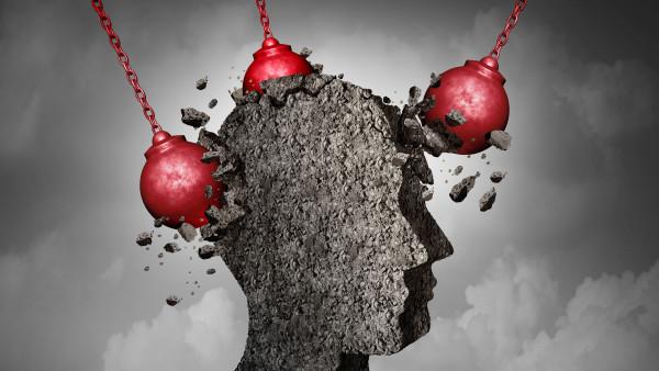 Kopfschmerzen bei Übergebrauch von Schmerzmitteln